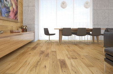 OAK ADELBODEN 3-layer parquet