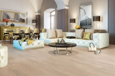 OAK BERGEN 3-layer parquet