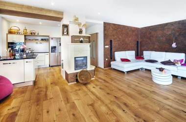 OAK OKINAWA 3-layer parquet